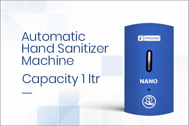 Prasand Nano Automatic Hand Sanitizer Machine in Ahmedabad